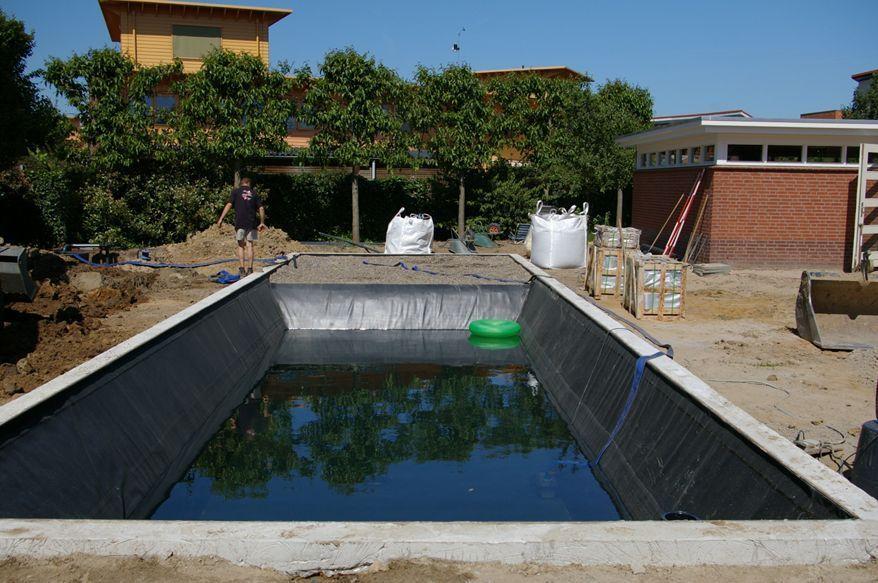 Zwemvijver verwarmen