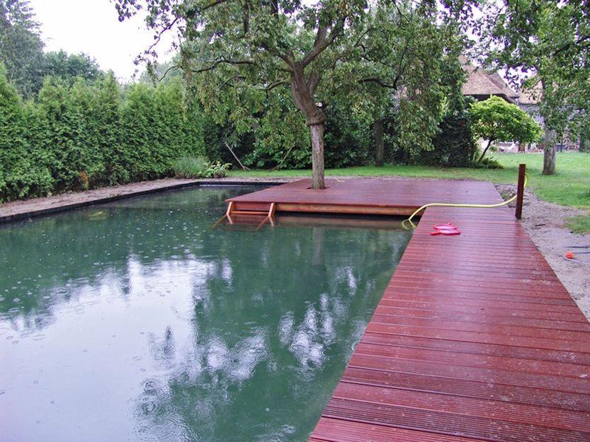 Zwemvijver Bloemendaal
